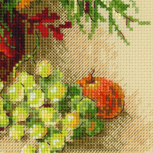 Вышивка чайные розы схема 48