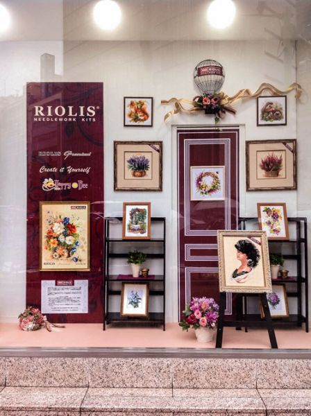 RIOLIS needlework kits