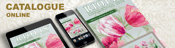 Addition to RIOLIS catalogue � 7 online!.