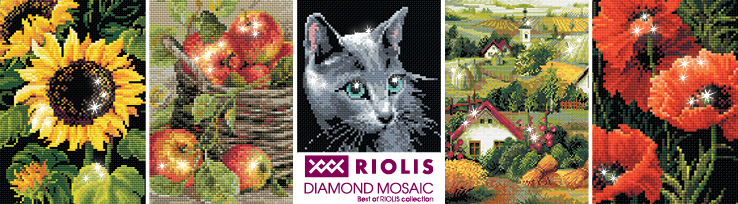 Diamond mosaic kits!.